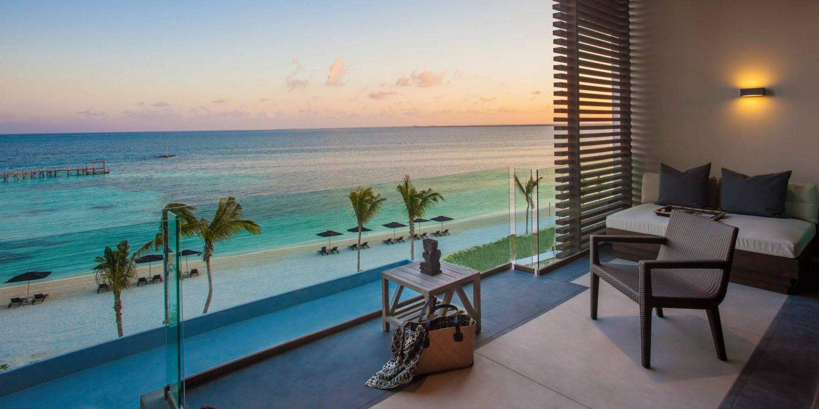 Nizuc Cancun Ocean Suite View